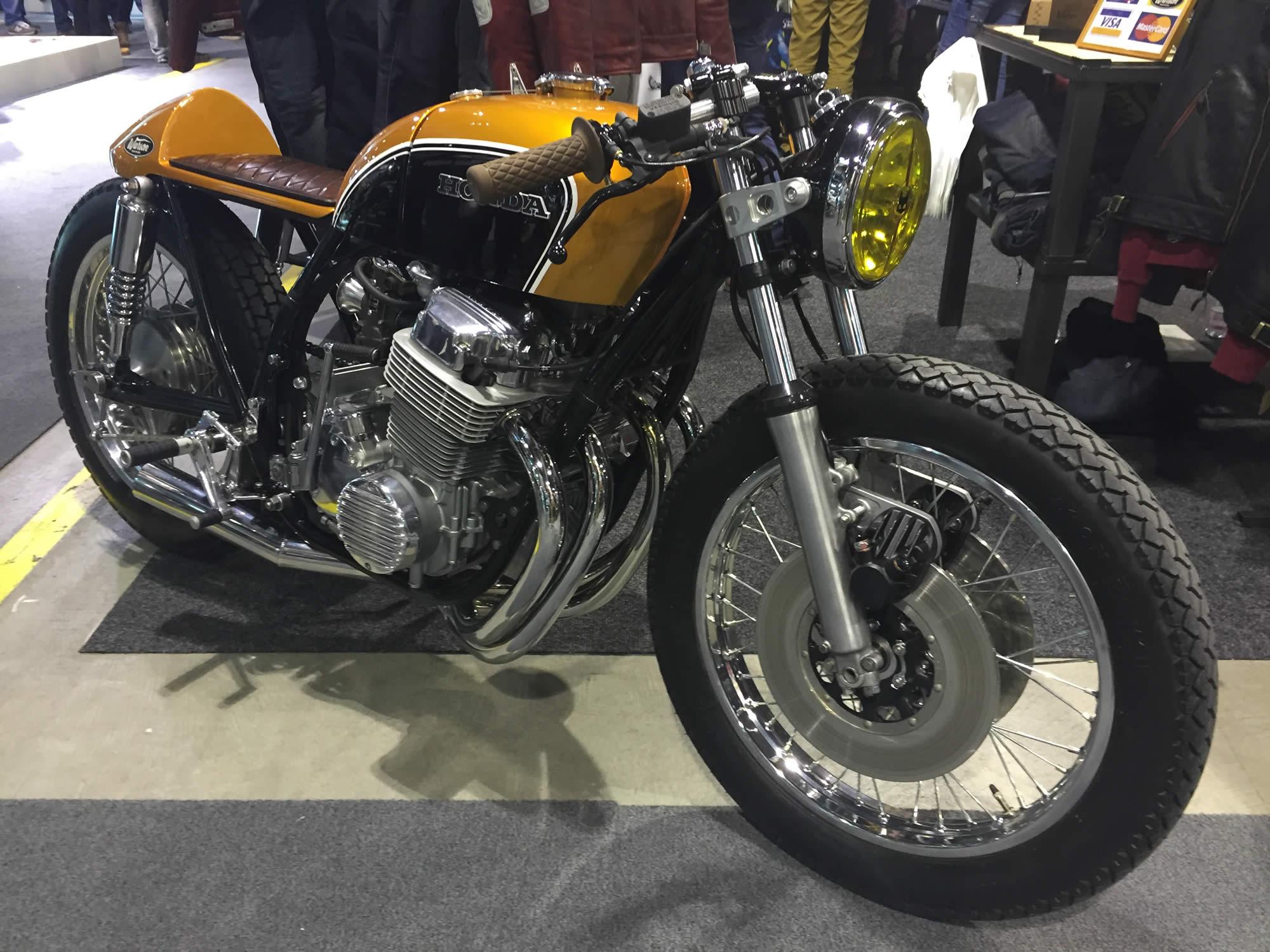 Honda CBX Umbau